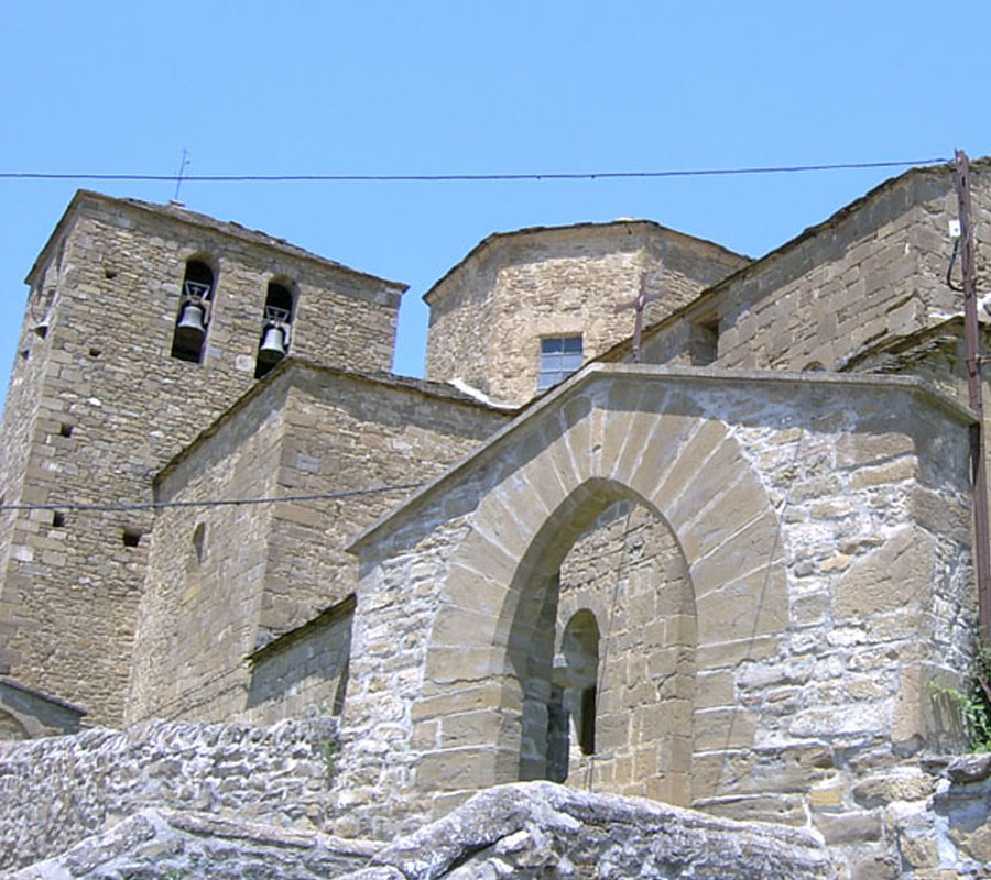 Iglesias del Serrablo Javierrelatre