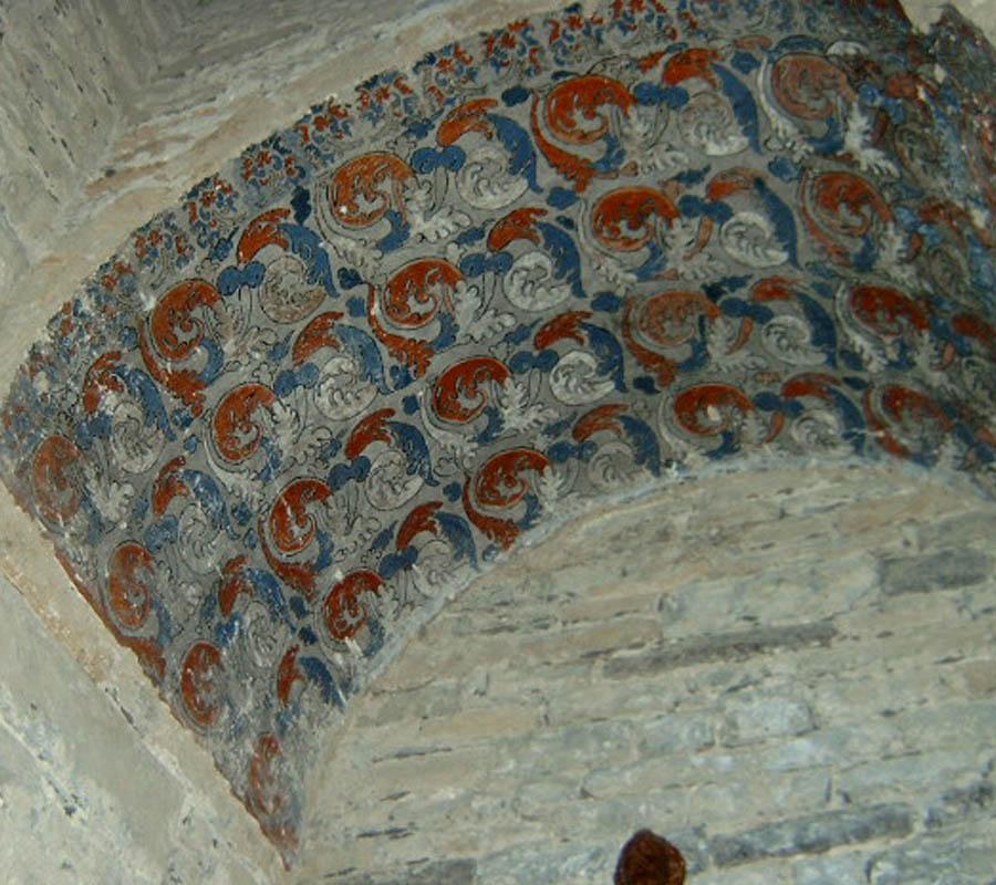 Iglesias del Serrablo San Martin de Olivan
