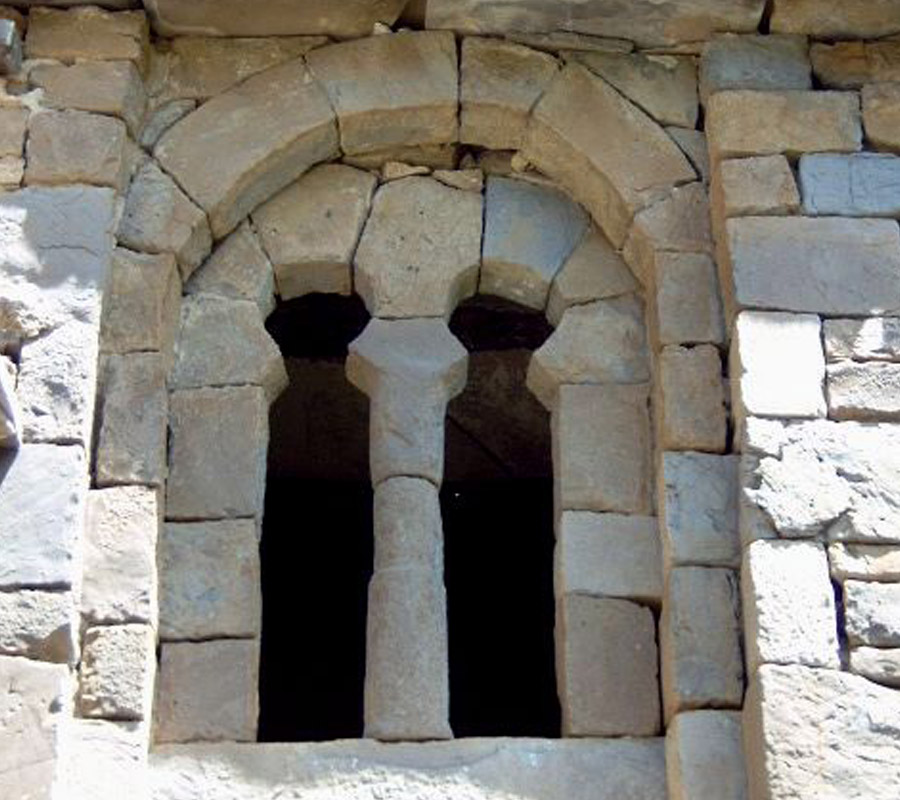 Iglesias del Serrablo Santa Eulalia de Susin