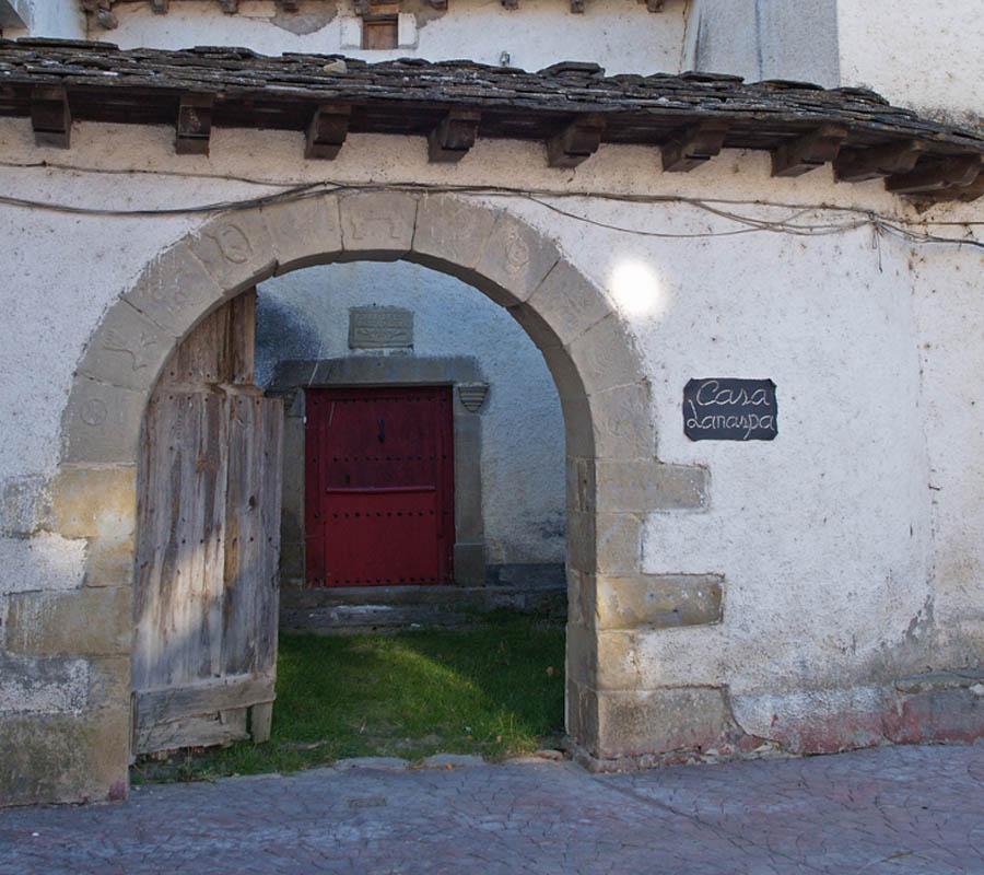 Casa Tradicional Comarca Alto Gállego