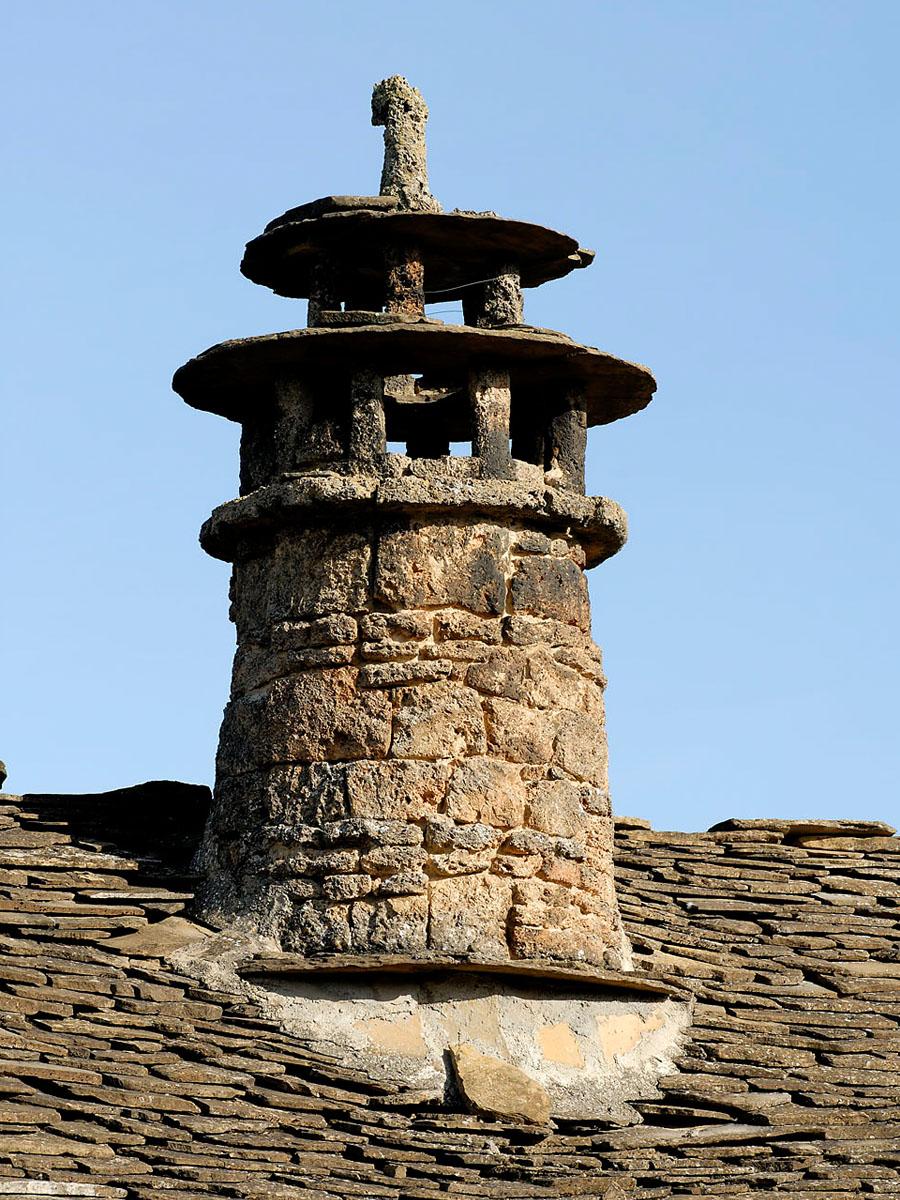 Chimenea Tradicional Comarca Alto Gállego