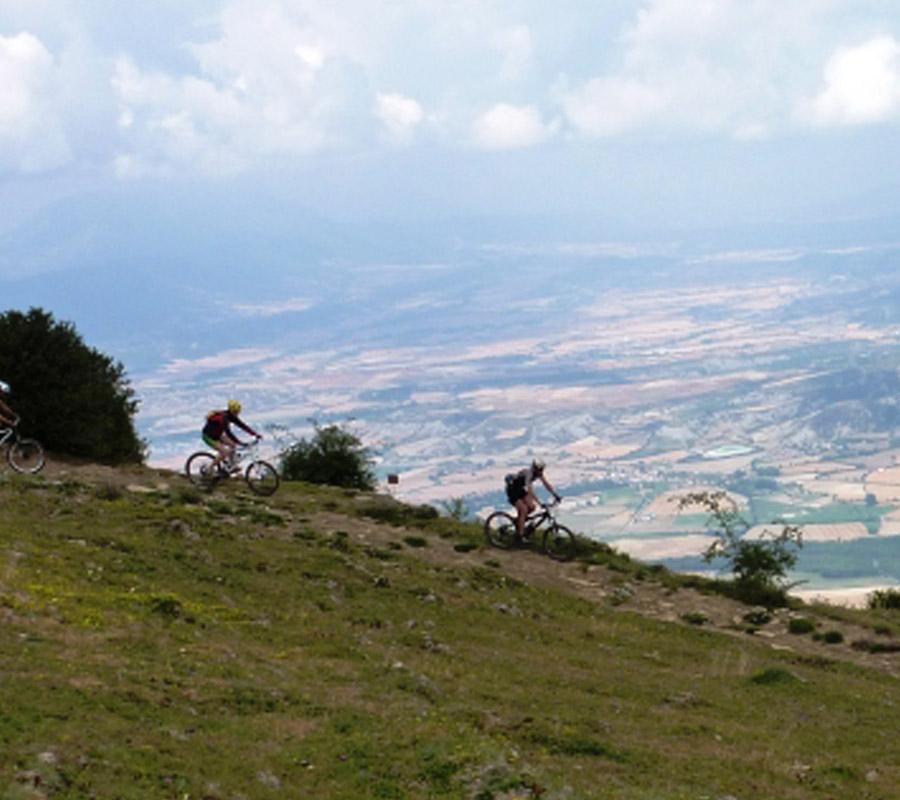 Espacio BTT Pirineos Alto Gállego
