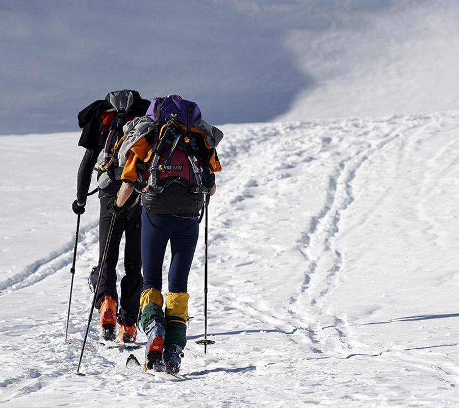Esquí de Travesía Comarca Alto Gállego