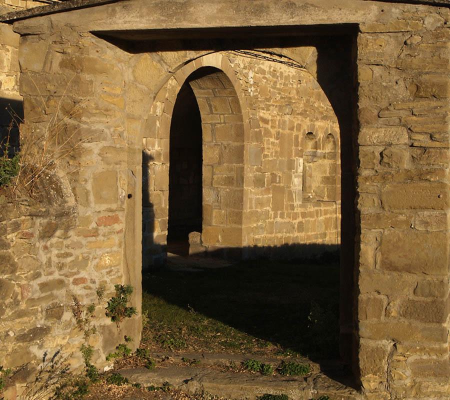 Iglesias del Serrablo Comarca Alto Gállego