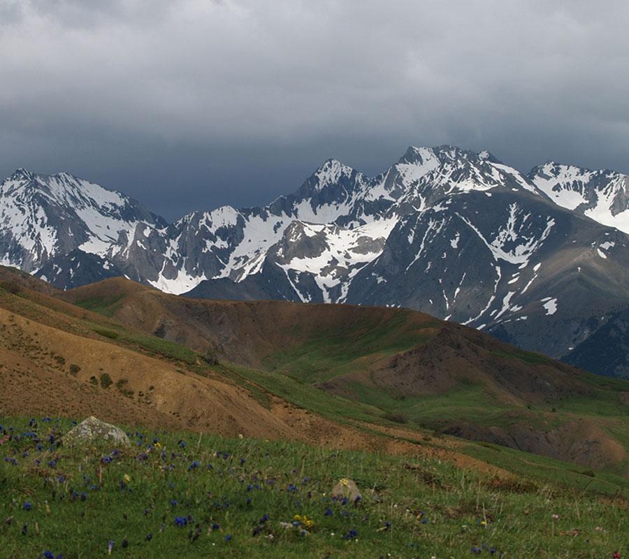 Los Infiernos Pirineos Alto Gállego