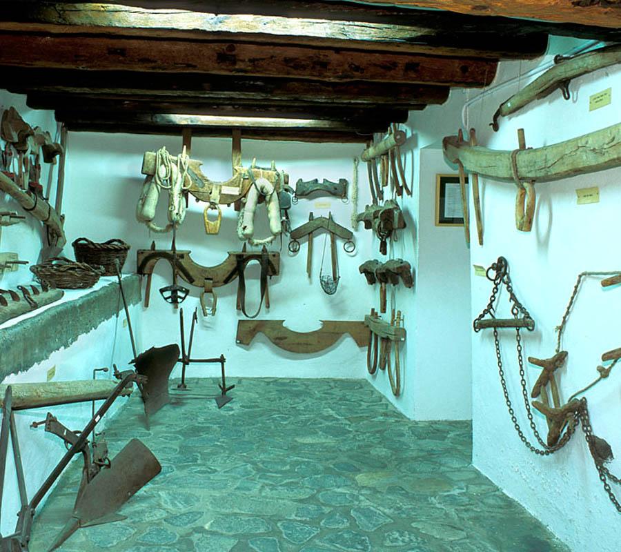 Museos y Centros de Interpretación Comarca Alto Gállego