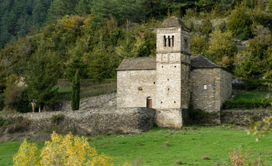 paseos y senderos de biescas al camping de gavin comarca alto gallego