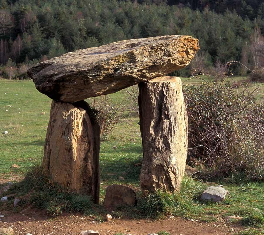 Patrimonio Megalítico Comarca Alto Gállego