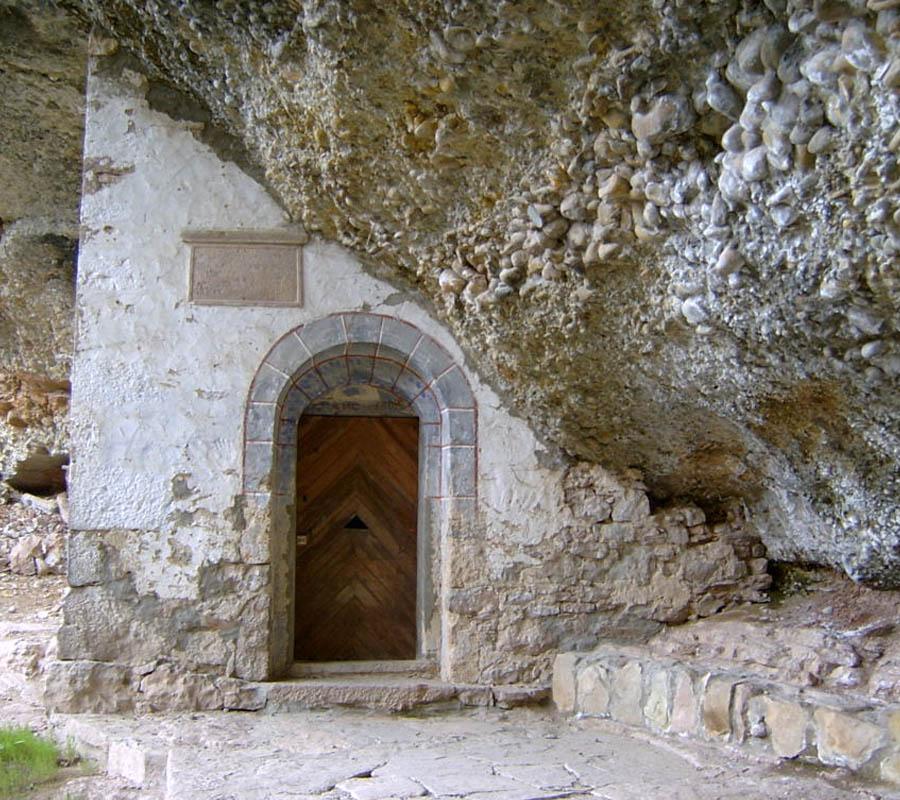 La Guarguera - Iglesia de San Urbez