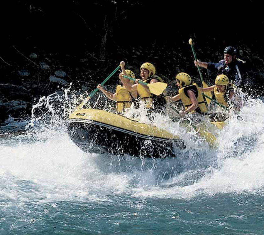 rafting comarca alto gallego