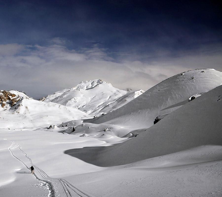 Raquetas de Nieve Comarca Alto Gállego
