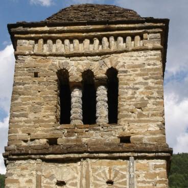 Iglesias del Serrablo San Bartolome de Gavin