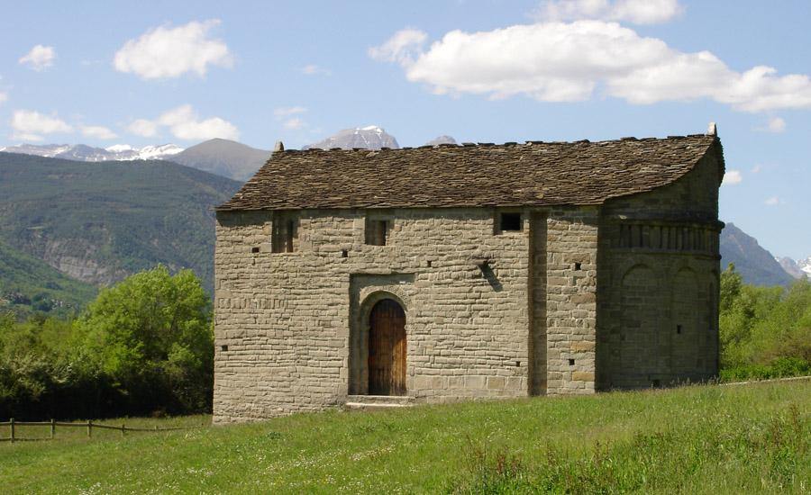 Iglesias del Serrablo San Juan de Busa