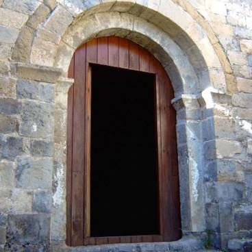 Iglesias del Serrablo San Juan de Orús