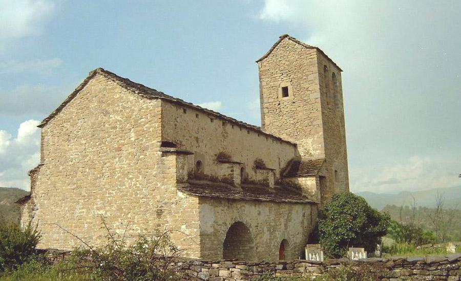 Iglesias del Serrablo San Martín de Arto