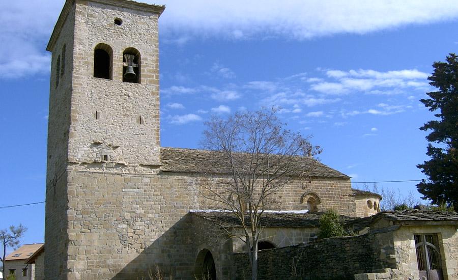 Iglesias del Serrablo San Miguel de Orna