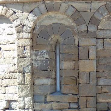 Iglesias del Serrablo San Pedro de Larrade