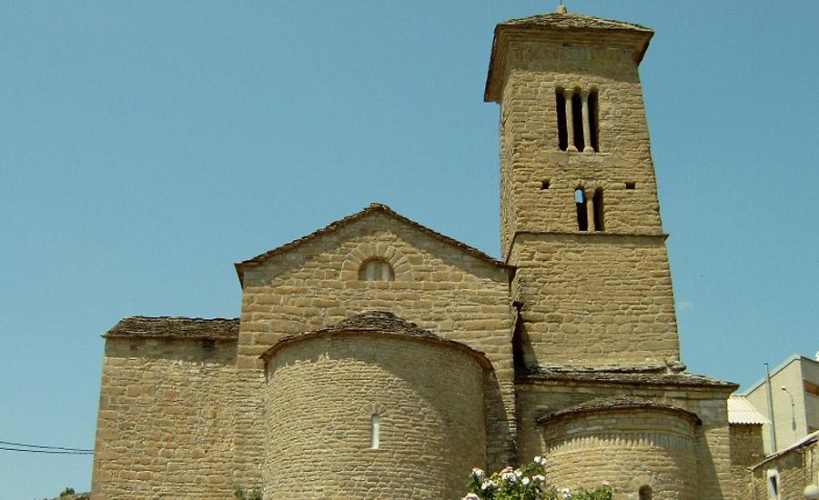 Iglesias del Serrablo San Pedro de Lasieso