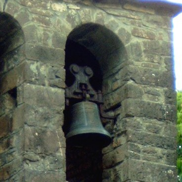Iglesias del Serrablo Santa Eulalia de Oros Bajo