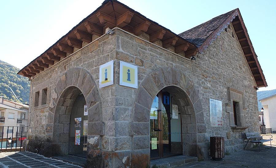 oficina turismo biescas