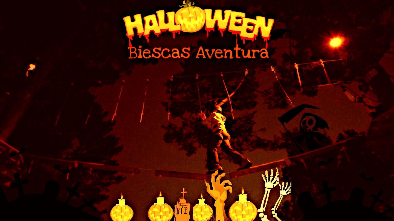 Biescas Aventura Halloween