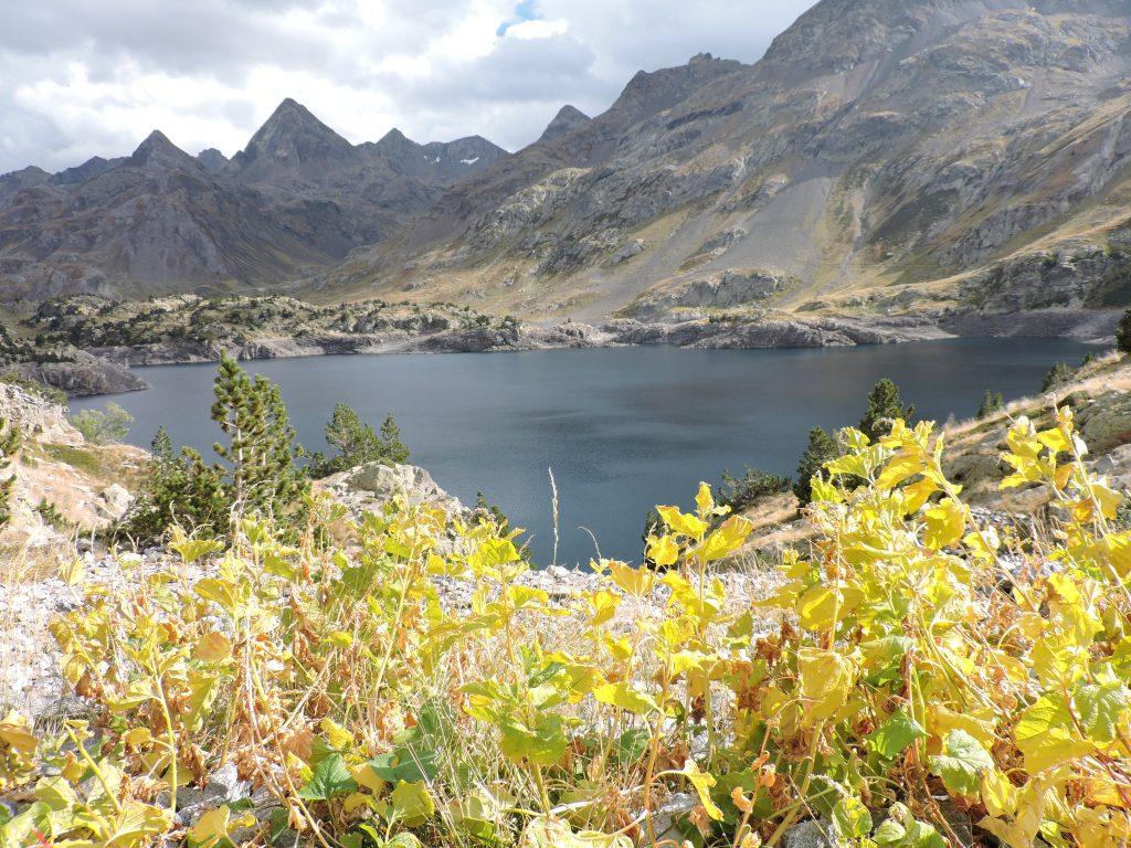 Otoño en los Pirineos