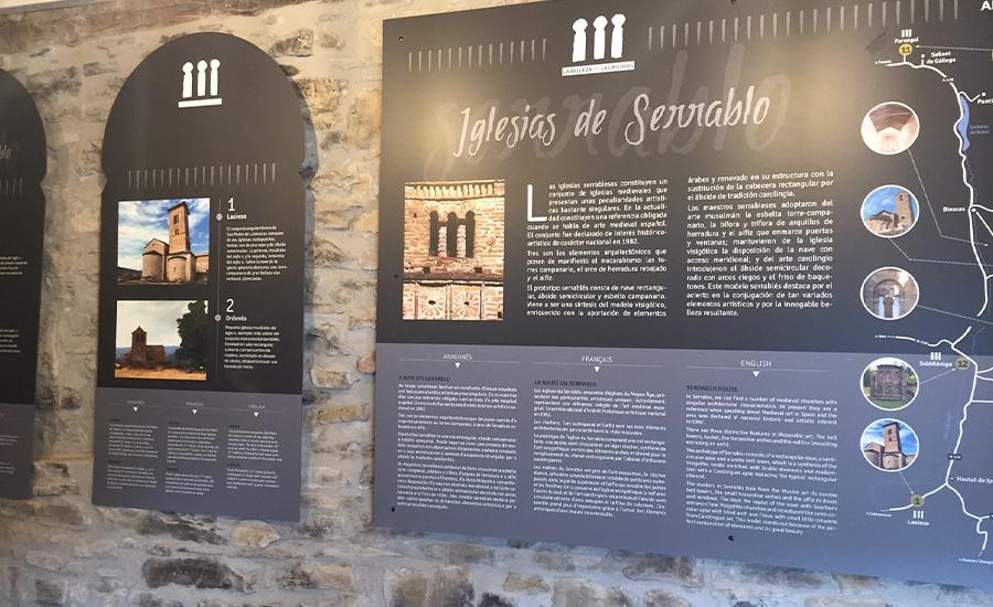 Centro Interpretacion Iglesias del Serrablo