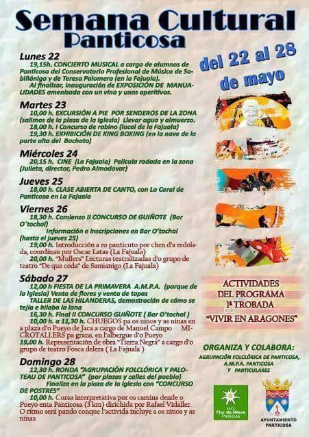 Semana Cultural de Panticosa