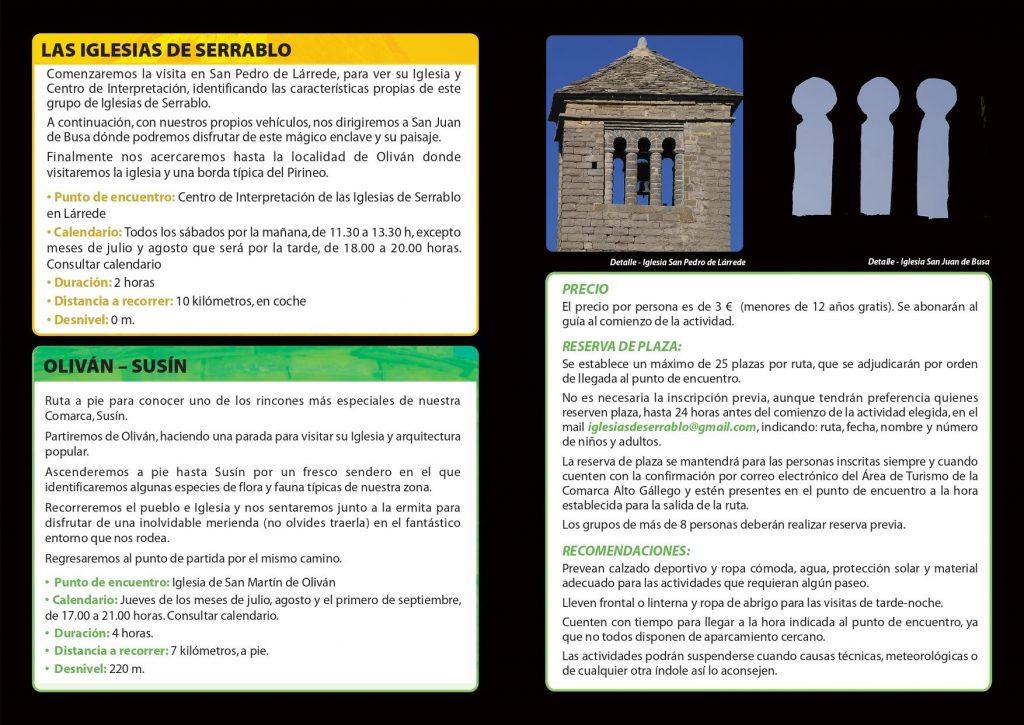 Iglesias de Serrablo